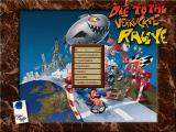 Dr. Drago's Madcap Chase Windows 3.x Main Menu (German Version).