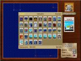 Dr. Drago's Madcap Chase Windows 3.x Trading cards board (German Version).
