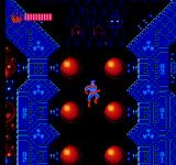 Captain Planet and the Planeteers NES Don't touch red orbs of instant death in level 5-2