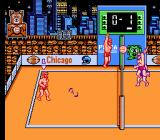 Super Spike V'Ball NES Blocking
