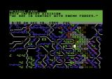 Crusade in Europe Commodore 64 Gameplay at night
