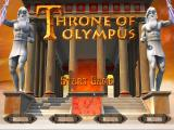 Throne of Olympus Windows Main Menu