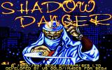 Shadow Dancer Atari ST Title screen