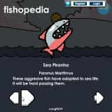 Radical Fishing Browser Browsing the new types in the fishopedia