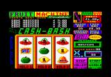 Fruit Machine Simulator Amstrad CPC Title and credits