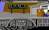 Test Drive Commodore 64 Gas station (tape version)