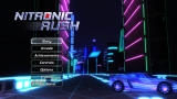 Nitronic Rush Windows Main menu
