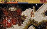 Heimdall 2: Into the Hall of Worlds DOS starting point