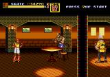 Streets of Rage 2 Genesis In the Bar