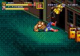 Streets of Rage 2 Genesis Slide Kick