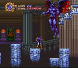 Castlevania: Dracula X SNES Use normal attacks or the special attack