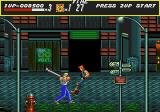 Streets of Rage Genesis Pipe smash