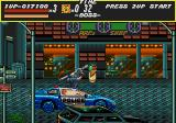 Streets of Rage Genesis Call for back-up