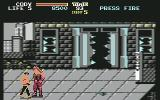 Final Fight Commodore 64 That's one mean killing machine