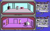 Spy vs Spy Commodore 64 A room with a ladder