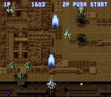 Aero Fighters SNES The 4th stage
