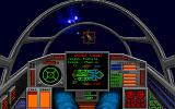 Wing Commander II: Vengeance of the Kilrathi DOS Fralthra in sight ...