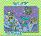 Yoshi's Safari SNES Stage select