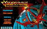 Cybernoid: The Fighting Machine Atari ST Title screen