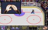 NHL 95 DOS Standing ovation