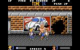 Double Dragon Atari ST Yikes, this could be a tough fight!