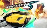 Asphalt 5 bada Loading screen