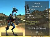 Heroes of Might and Magic: Quest for the DragonBone Staff PlayStation 2 Recruiting army - Lizard men
