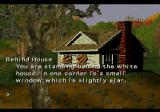 Return to Zork SEGA Saturn Intro: Back to the famous white house