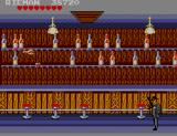 Gangster Town SEGA Master System Stage 3: The saloon