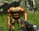 Serious Sam HD: The Second Encounter Windows He's just cranky today.