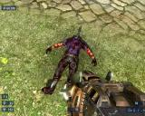 Serious Sam HD: The Second Encounter Windows Lookin' down the corpse.