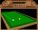 Billiards Simulator Amiga The camera can be rotated into different positions
