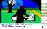 Transylvania Amiga This werewolf appears everywhere!