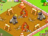 Zoo Story 2 iPad Gorilla and orangutan workers are expanding the zoo for you :)