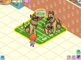 Pet Shop Story iPad A happy dog family!