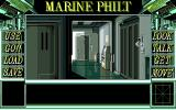 Nightmare Collection II: Marine Philt PC-98 Exploring the second floor