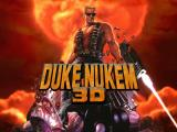 Duke Nukem 3D iPad Title screen