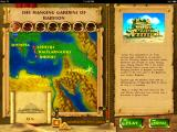 7 Wonders of the Ancient World iPad Map showing your progress