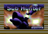 Sub Hunter Commodore 64 Loading screen