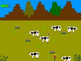 Hillbilly Whack! Windows Level 4 Cows!
