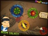Fruit Ninja iPad The 3 available game modes