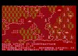 The Battle of the Bulge: Tigers in the Snow Atari 8-bit Defender retreats!
