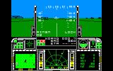 F-16 Combat Pilot Amstrad CPC Ready to take off
