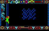 Lone Wolf: The Mirror of Death Amstrad CPC Find the right moment to get pass the spitting gargoyles - one hit, and you fall all the way down again.