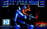 Extreme Amstrad CPC Title screen