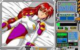 Metal Mover Jastrike PC-98 Found a mysterious girl...