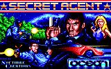 Sly Spy: Secret Agent Amstrad CPC Title screen