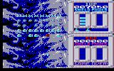 Taito's Super Space Invaders Amstrad CPC Second level