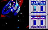 Taito's Super Space Invaders Amstrad CPC Third level
