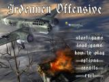 Ardennes Offensive Windows Main menu